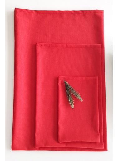 Funbou Hediye Kesesi / 35X55 Cm (5 Adet) Kırmızı